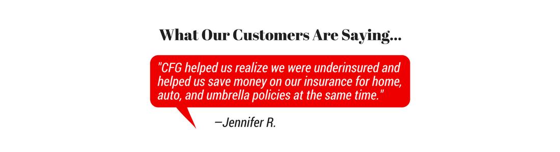 Customer Review Jennifer R