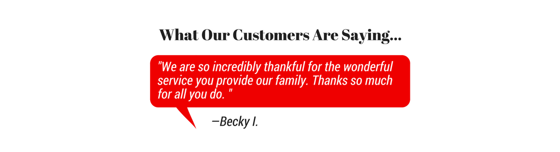 Customer Review Becky I